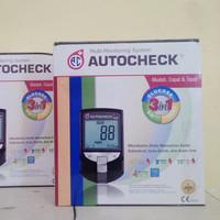 Alat autocheck auto check GCU 3 fungsi 3 in 1 beserta strip