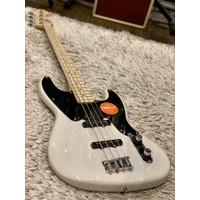 Squier Paranormal Series 54 Jazz Bass Telecaster White Blonde