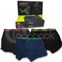 Celana Dalam Boxer Pria / Boxer DURBAN Sport DU 669C 1 Box isi 1 pcs