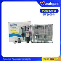 Pompa Aquarium TAKARI AT 66 Hanging Filter Aquarium Gantung