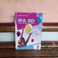 Ori Buku IPA SD Kelas 2 By Tim Bina Karya Guru - Erlangga 2006
