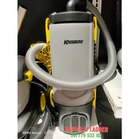 Mesin Vacuum cleaner BackPack Vakum Cleaner Gendong 14L KRISBOW