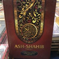 Al Quran terjemah Ash Shahib A4