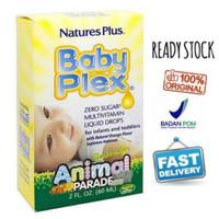 Natures Plus Baby Plex Animal Parade 2 FL OZ 60ml