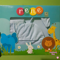 Baju bayi set baby ELSE-BABY GIFT SET IOL P2 Pas untuk kado