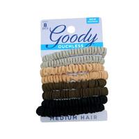 Goody ouchless 16707 mini scrunchies 8ct ikat rambut kunciran rambut