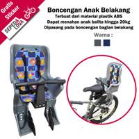 Kursi Boncengan Anak Sepeda Belakang Baby Carrier Child Seat