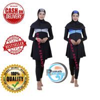 baju renang /muslimah/dewasa/wanita/remaja Baju Renang Muslimah Dewasa