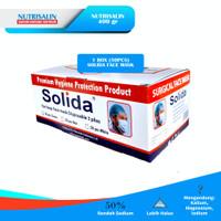 Nutrisalin - Masker Solida 3 ply 1 Box