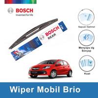 "Bosch Rear Wiper Belakang Mobil Honda Brio Rock Lock 12"" H306"