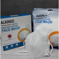 Masker KN95 5 Ply isi 10