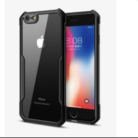 Iphone 6 Plus Ipaky XUNDD Hard Soft Case Shockproof Armor Transparan