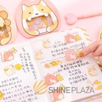Animal Bag Stickers Set - Stiker Lucu
