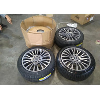 Paket Pelek Racing R16 +Ban Mobil Avanza,Cayla,Jazz,Yaris dll..