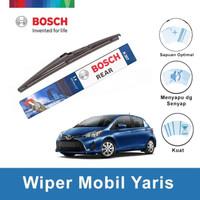 "Bosch Rear Wiper Belakang Mobil Toyota Yaris Rock Lock 12"" H307"