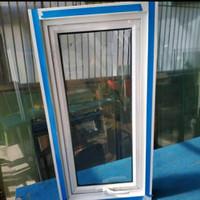 Jendela Aluminium 60 x 120