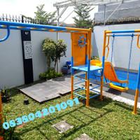 Ayunan playground outdoor mainan anak