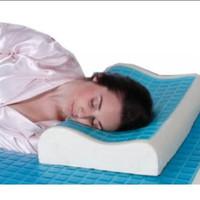 Bantal Anatomic Memory Foam Gel Pillow Sleep Cool Bantal Kepala Dingin
