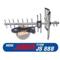Antena TV Outdoor Digital JASOKE JS 888 80cm Best FOR LCD & LED TV