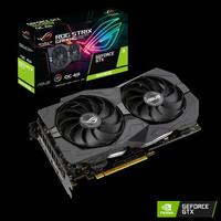 Asus Geforce GTX 1650 SUPER Strix OC 4 GB 128 Bit DDR6