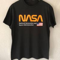 tshirt Baju kaos Nasa X Balenciaga Big size 3XL & 4XL