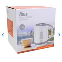 Kris Teko Listrik 1 Ltr water kettle pemanas air Heater otomatis mati
