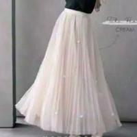 rok tutu dewasa panjang mutiara murah