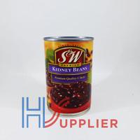 Kacang Merah/Red Kidney Beans SW 425 gr Kaleng