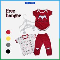 Baju Bayi Setelah Jumper 3in1 Pria Cowo Wanita Perempuan Cewe Fashion