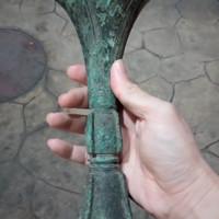 barang antik peninggalan kuno