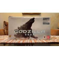 Bandai S.H.MonsterArts SHM Godzilla 2017