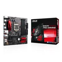 Asus B150M Pro Gaming (Intel B150, DDR4)