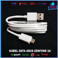 Kabel Data Fast Charging Asus Zenfone Live 1 L2 ORIGINAL 100% USB - Putih