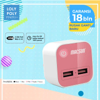 LOLYPOLY HOME CHARGER 191 - Hitam