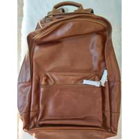 Estate backpack cognac fossil
