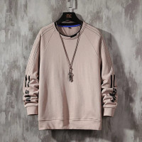 Baju Cowok Lengan Panjang Sky Atasan Casual Sweater Pria Kekinian