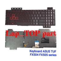 Keyboard ASUS ROG TUF FX504 FX504D FX505 FX505G GL504 FX86 Backlight