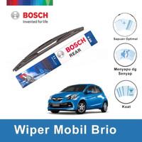 "Bosch Rear Wiper Belakang Mobil Honda Brio Satya Rock Lock 12"" H306"