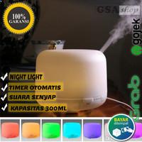 ultrasonik diffuser aromaterapi humidifier essential oil HUMIDIFER Q13