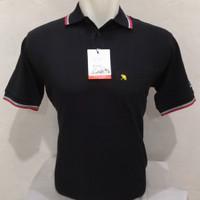 Kaos Kerah Polo Shirt Pria ARNOLD PALMER 100% ORIGINAL MURAH HITAM