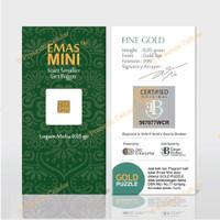 Emas Mini 0,05 Gram - Logam Mulia 24K - ODC