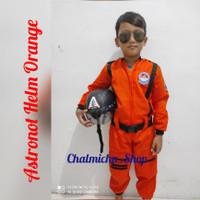 Baju Seragam Anak Kostum Astronot Helm NASA Apollo Katelpak Junior