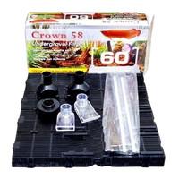 Undergravel Filter Crown 58 untuk Aquarium/Aquascape 60cm