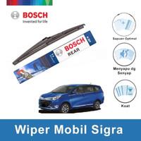 "Bosch Rear Wiper Belakang Mobil Daihatsu Sigra Rock Lock 12"" H307"