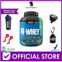 ANS N Whey 5 lbs 73 Serving Whey Protein Hydrolized N-WHEY