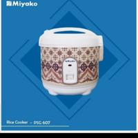 Rice Cooker Mini 0.6 Liter Miyako PSG 607 Cook Only