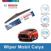 "Bosch Rear Wiper Belakang Mobil Toyota Calya Rock Lock 12"" H307"
