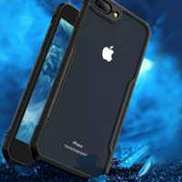 Iphone 7 Plus Ipaky XUNDD Hard Soft Case Shockproof Armor Transparan