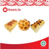 Roti / Bread PAKET 3 PILLOW
