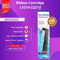 Ribbon Cartridge Compatible LX310 LQ310 LX-310 Epson S015632 S015639